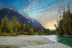 Glacier National Park 34 (Largeguy1) Tags: approved glacier national park landscape water sunset canon 5d mark iii super shot
