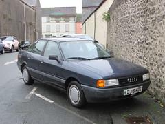 Photo of Audi 80 Quattro