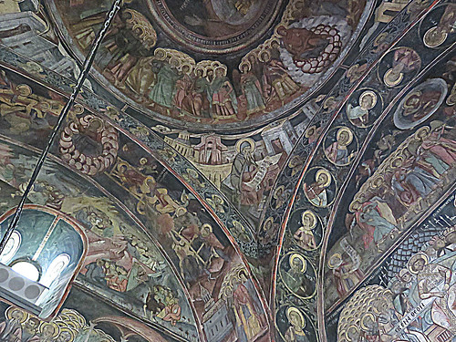 St. George Church @ Mogoşoaia Palace #33