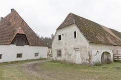 Stift Zwettl 4/4 (verblickt) Tags: austria waldviertel monestry farm