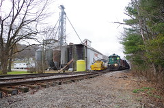y&s 2 011 (Fan-T) Tags: ys2 youngstown southern southeasten shortline gp16 1706 rogers ohio mill ibcx