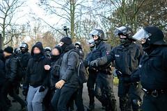 pgdbtdab95 (Felix Dressler) Tags: demonstration blockade braunschweig afd bundesparteitag parteitag antifa polizei