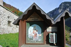 Raxalpe 19.10.2019 (anuwintschalek) Tags: nikon1 2019 austria niederösterreich rax raxalpe raxseilbahn autumn herbst sügis october alpid alps alpen talstation marterl christophorus