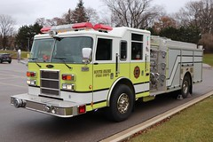 South Shore Fire Department (raserf) Tags: south shore fire dept department pierce truck vehicle water engine 10 aldi shopping franksville sturtevant wisconsin mount pleasant racine county emergency