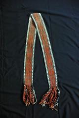 Zapotec Sash Faja Weavings Mexican Oaxaca (Teyacapan) Tags: faja belts sash mexico oaxacan textiles weavings jalieza
