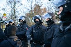 pgdbtdab94 (Felix Dressler) Tags: demonstration blockade braunschweig afd bundesparteitag parteitag antifa polizei