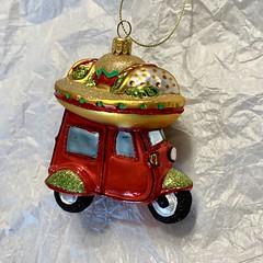 Taco Cart (eamathe) Tags: christmas ornament taco tacocart meatmas meat