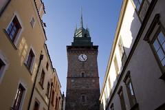 IMGP5373 (hlavaty85) Tags: pardubice zelená brána gate tower věž