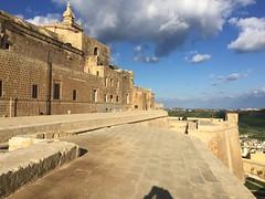 080_Rabat (SmoKingTiger1551) Tags: malta gozo rabat citadel stonewall mediterranean
