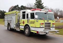 South Shore Fire Department (raserf) Tags: emergency south shore fire dept department truck vehicle 2005 pierce engine 10 franksville wisconsin sturtevant mount pleasant water shopping aldi