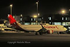 A320-214 PR-ONZ AVIANCA BRASIL (shanairpic) Tags: jetairliner passengerjet a320 airbusa320 shannon aviancabrasil pronz
