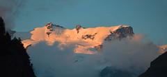 Alpenglow (giorgiorodano46) Tags: settembre2015 september 2015 giorgiorodano champoluc breithorn monterosa aostavalley valledaosta tramonto crepuscolosunset alpenglow alpi alps alpes alpen valléedaoste valdaosta