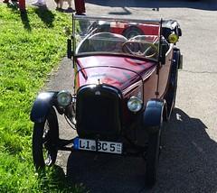 dixi-01 (tz66) Tags: jochpass memorial 2019 dixi prewar car