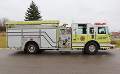 South Shore Fire Department (raserf) Tags: south shore fire dept department mount pleasant sturtevant franksville wisconsin truck engine 10 aldi emergency water shopping racine county pierce 2005