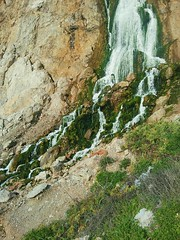 Gibraltar waterfall (staicucnm) Tags: gibraltar art amazing ancient east landscape nature green feel fall fluid beautiful beauty blue