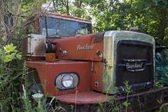 Brockway 361 Truck (Brad Prudhon) Tags: 2019 361 antique brockway june old semitruck senearocks westvirgina abandoned semi truck