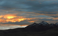 Sunrise in the Andes! (Ruby 2417) Tags: sunrise dawn sky cloud clouds child atacama antofagasta andes mountain mountains volcanoes volcano volcanic geyser