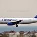 Onur Air TC-ODB Airbus A320-232 cn/580 @ LTBA / IST 24-11-2018