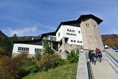 Raxalpe 19.10.2019 (anuwintschalek) Tags: nikon1 2019 austria niederösterreich rax raxalpe raxseilbahn autumn herbst sügis october alpid alps alpen talstation lapsed wanda paula trepp treppe stairs