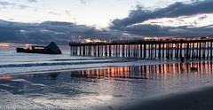 Aptos Sunset 11-2019 (daver6sf@yahoo.com) Tags: aptos sony sunset sspaloalto pier lonephotographer