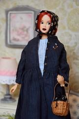 Portrait of Viktoria (Girl Least Likely To) Tags: momoko petworks 2011ifdctodaysmomokoredver asianfashiondolls dolls diorama dollhouse dollscene dollroom miniatures toys smallworlds