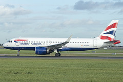 G-TTNE | British Airways | Airbus A320-251n | CN 8365 | Built 2018 | DUB/EIDW 17/10/2019 (Mick Planespotter) Tags: aircraft airport airplane aeroplane a320 aviation avgeek 2019 spotter jet nik sharpenerpro3 gttne british airways airbus a320251n 8365 2018 dub eidw 17102019 dublinairport collinstown neo speedbird ba