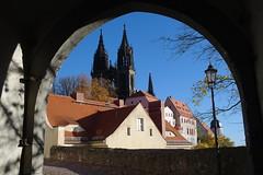 2012-10-26 Niemcy - Miśnia (115) (aknad0) Tags: niemcy miśnia miasto architektura budynki