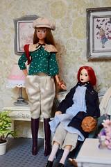 (Girl Least Likely To) Tags: momoko ccs petworks closeclippedsheep sekiguchi asianfashiondolls dolls diorama dollhouse dollscene dollroom livingroom miniatures toys ooak