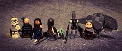 The Mandalorian (Snowy Bricks) Tags: mandolorian baby yoda star wars bounty hunter blurrg lego