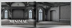 MINIMAL - Palais Chambre Skybox (MINIMAL Store) Tags: minimal palais chambre skybox fameshed event secondlife slevent decor