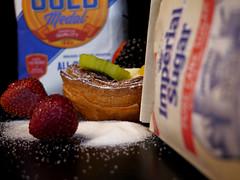 Food Challenge 1 (Corgibird) Tags: foodpornbonbonschocolatescocoaboxofchocolatessweets patries pastries sugar sweets holidays yum flour foodporn strawberries