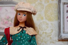 Today's Momoko 1608 (Girl Least Likely To) Tags: momoko petworks closeclippedsheep ccs asianfashiondolls tan bangs brownhaired toys dolls fashion