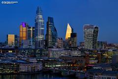 LondonSkyscrapers001 (Nigel Blake, 18.5 MILLION views! Many thanks!) Tags: london walkietalkie herontower gherkin scalpel skyscraper highrise towerblock office nigelblakephotography nigelblake city cityscape urbanlandscape