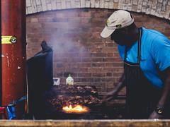 Summer night market (LMT Photography) Tags: queen victoria summer night market food foodie foodista street yummy tasty smell kitchen world cuisine manger eat melbourne australia homemade jerk jamaica jamaïque barbie barbecue bbq fire meat