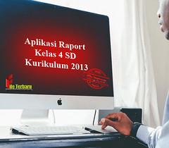 aplikasi raport kelas 4 sd kurikulum 2013 (anindiaazkaira) Tags: aplikasi kelas 4 kurikulum 2013 raport sd