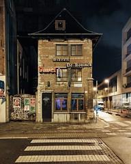 Corner pub [E] (borishots) Tags: pub beer belgium antwerpen antwerp duvel night nightphotography light streets streetphotography streetcorner streetlight street oneplus7pro nightscape travel travelphotography vsco