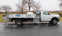 Howard Concrete Pumping, Inc. Truck (raserf) Tags: howard concrete cement inc truck trucks pump pumper pumping mounted line dodge ram 5500 sturtevant wisconsin racine county putzmeister