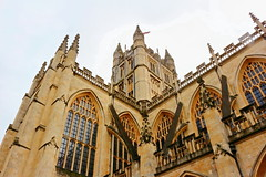 Bath Abbey England (Roy Richard Llowarch) Tags: bathspa bathsomerset bath bathengland bathspaengland bathabbey bathcitycentre abbey abbeys englishabbeys somerset england english englishheritage englishhistory limestone bathstone britishhistory british britishheritage britishchurches englishchurches churches church cities city worldheritagesite greatbritain uk unitedkingdom unescoworldheritagesite churchofengland cofe protestant architecture gothic gothicarchitecture gothicstyle normangothic normanengland normanarchitecture gothiccathedrals gothiccathedral cathedral cathedrals stone clouds cloud cloudy religion religious godly god monks jesus holy history historic historical royllowarch royrichardllowarch llowarch