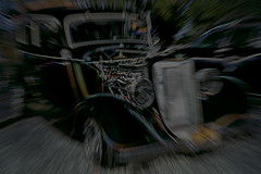 Old Speed - Sliders Sunday (Toats Master) Tags: sliderssunday hss ford tudor car classic