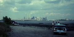 WTC 254 (1984) (stevensiegel260) Tags: worldtradecenter twintowers newyorkskyline manhattanskyline 1980s statueofliberty
