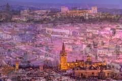 Spanish Mash Up (Me in ME) Tags: spain cordoba seville granada alhambra cathedral