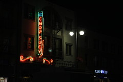 Little Tokyo Sign 2 (ethangutterman02) Tags: neon sign signage vintage old koreatown ktown wow follow favorite comment view dtla los angeles red green
