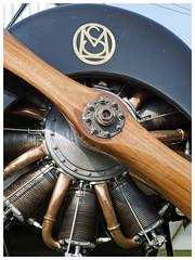 Morane-Saulnier Type H (F-AZMS) (Aerofossile2012) Tags: moranesaulnier typeh fazms avion aircraft aviation meeting airshow laferté 2018 moteur engine rhone