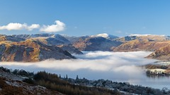 Ullswater (Martin Price Photography) Tags: sonya7iii cumbria uk winter snow snowtopped mountains cloudinversion ullswater lakedistrict