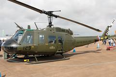 G-UHIH_01 (GH@BHD) Tags: guhih 7221509 bell uh1h iroquois huey belluh1hiroquois mssholdingsukltd riat2019 raffairford riat royalinternationalairtattoo helicopter chopper rotor aircraft aviation military