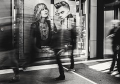 ghosts... in town  #streetphotography #street #fujixt10 #fujifilm #blurphotography #blur (chris.bichler) Tags: fujixt10 blur street streetphotography fujifilm blurphotography