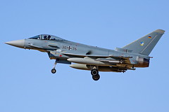 30+76  EF2000 Eurofighter  F-2000A Typhoon TLP 21-09-16 (Antonio Doblado) Tags: 3076 ef2000 eurofighter f2000a typhoon tlp aviacion aviation aircraft airplane fighter albacete