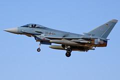 30+64  EF2000 Eurofighter F-2000A Typhoon  TLP 21-09-16 (Antonio Doblado) Tags: 3064 ef2000 eurofighter f2000a typhoon tlp aviacion aviation aircraft airplane fighter albacete
