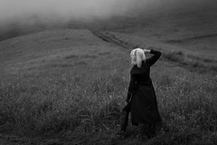 M.Y.S.T. (HarQ Photography) Tags: panasonic lumix s1r sigma 50mmf14dghsm|art portrait conceptual japan monochrome blackandwhite elitegalleryaoi
