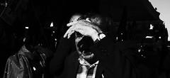 That old devil sun. (Baz 120) Tags: candid candidstreet candidportrait city contrast street streetphoto streetcandid streetportrait strangers rome roma ricohgrii europe women monochrome monotone mono noiretblanc bw blackandwhite urban life portrait people provoke italy italia faces grittystreetphotography decisivemoment